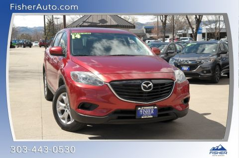 Pre-Owned 2014 Mazda CX-9 AWD 4dr Touring