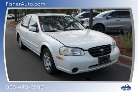 Pre-Owned 2000 Nissan Maxima 4dr Sdn SE Manual