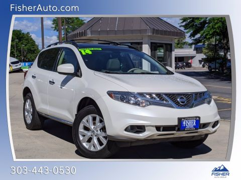 Pre-Owned 2014 Nissan Murano AWD 4dr SL