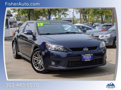 Pre-Owned 2013 Scion tC 2dr HB Auto (Natl)