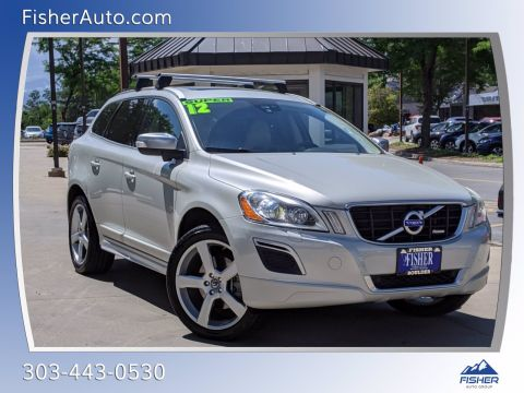 Pre-Owned 2012 Volvo XC60 AWD 4dr 3.0L Premier Plus